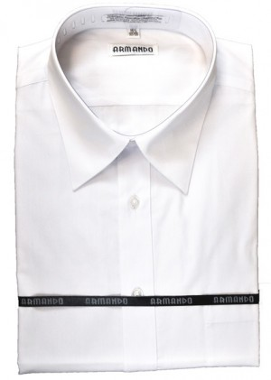 Armando white dress shirt