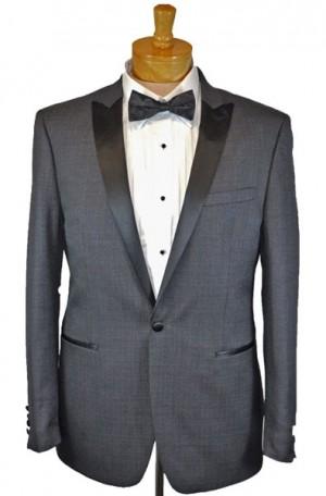 Calvin Klein Gray Slim Fit Tuxedo #16X9991