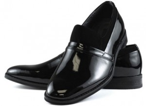 Giorgio Brutini Leather Slip On Formal Shoe #175891A