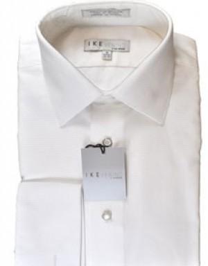 Ike Behar Textured Formal Shirt #5972