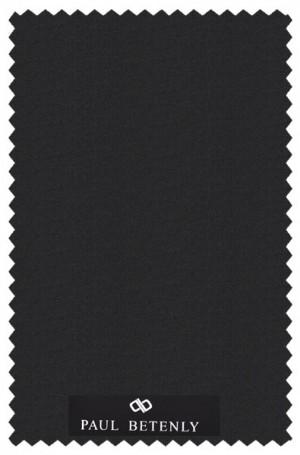Paul Betenly Black 1-Button Tuxedo #6N0001