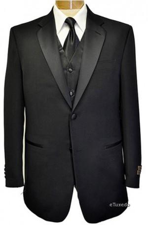 Adolfo Black Tuxedo #F99125