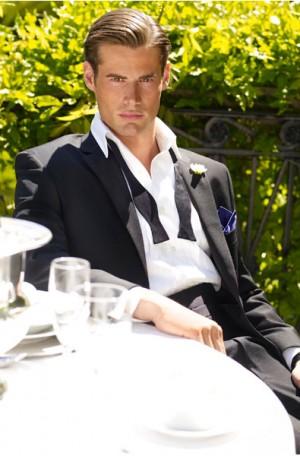 Ralph Lauren 2 Button Notch Lapel Tuxedo