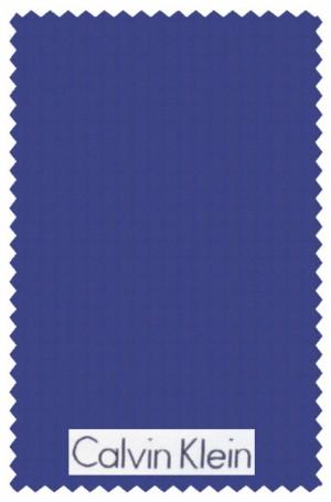 Calvin Klein Blue Tuxedo