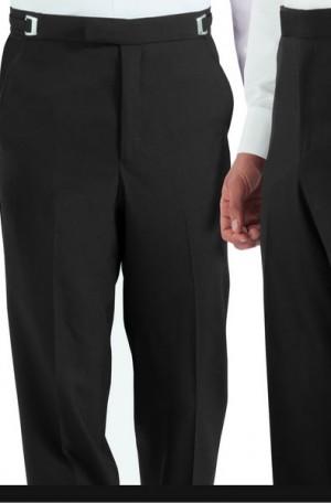 Ike Behar Black Notch Lapel Tuxedo