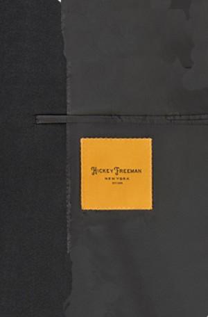 Hickey Freeman Black Full Dress Tails #398200