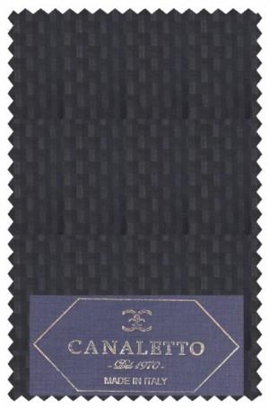 Canaletto Black Pattern Tuxedo CN1701