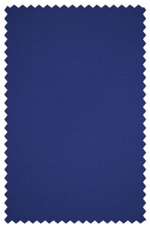 The Perfect Wedding Suit - Classic or Slim Fit Cobalt Blue Vested Suit