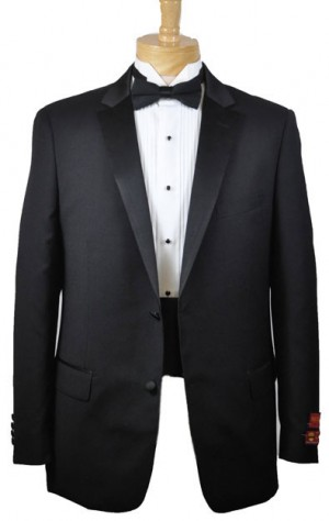 Night Out Pure Wool Tuxedo