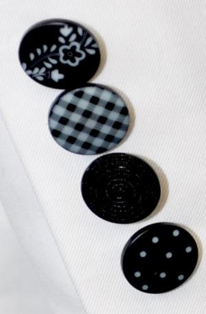 Tallia White Slim Fit Dinner Jacket #TBV0123