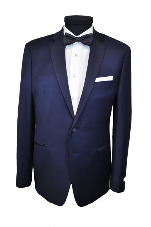 90202062fb Calvin Klein Navy 'Extreme' Slim Fit Tuxedo 15XX994 - Fashion ...