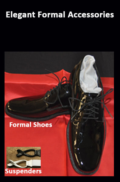 Formal Shoes & Accessories